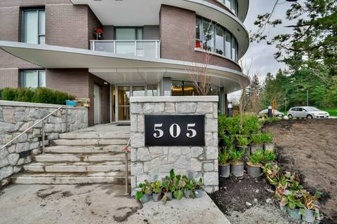 Condo for sale at 505 30th Ave W Unit 511 Vancouver British Columbia - MLS: R2403801