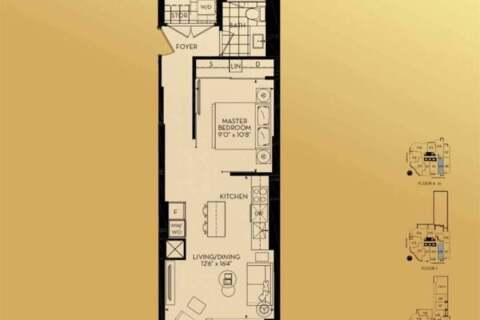 Apartment for rent at 88 Cumberland St Unit 511 Toronto Ontario - MLS: C4823420