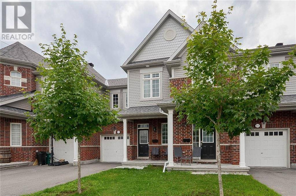 Townhouse for rent at 511 Acceptance Pl Ottawa Ontario - MLS: 1183115