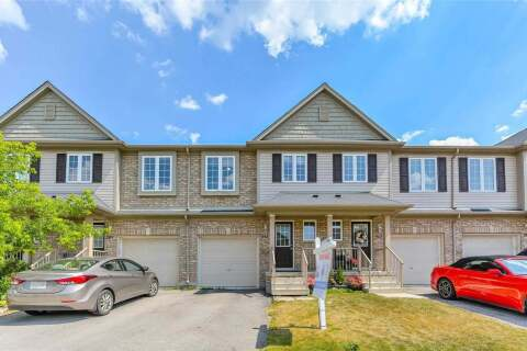 Townhouse for sale at 511 Beaumont Cres Kitchener Ontario - MLS: X4822667