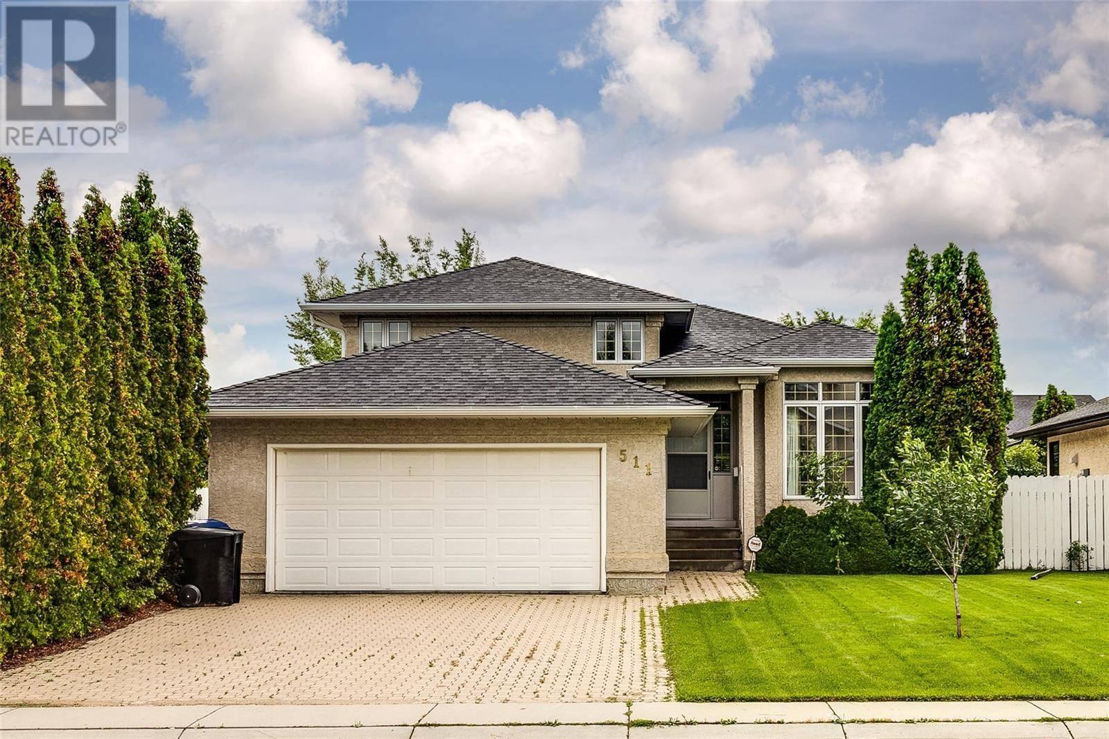 House for sale at 511 Blackthorn Cres Saskatoon Saskatchewan - MLS: SK781607