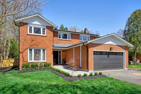 House for sale at 511 Coleen Dr Oakville Ontario - MLS: W4712949
