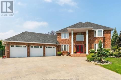House for sale at 511 Cumberland Ct Tecumseh Ontario - MLS: 19016692