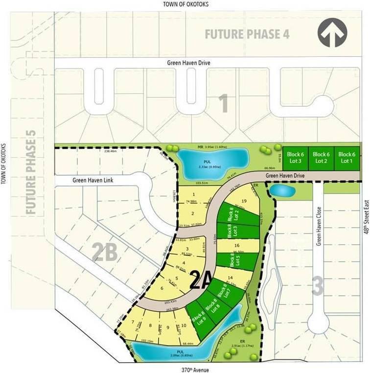 Home for sale at 511 Green Haven Vw Green Haven Estates, Rural Foothills M.d Alberta - MLS: C4272069