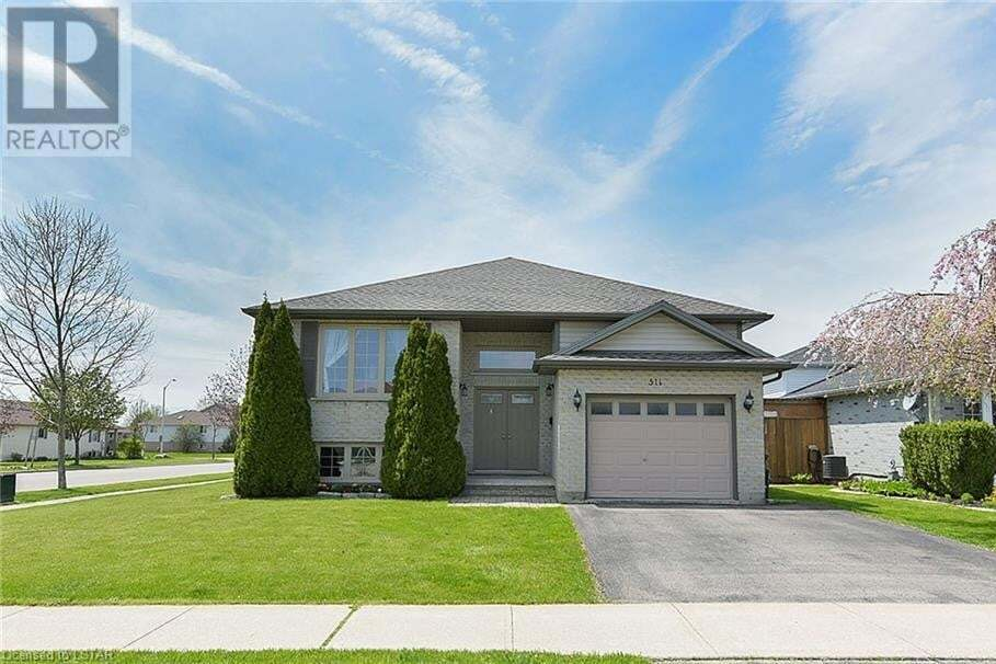 House for sale at 511 Highview Dr St. Thomas Ontario - MLS: 260160