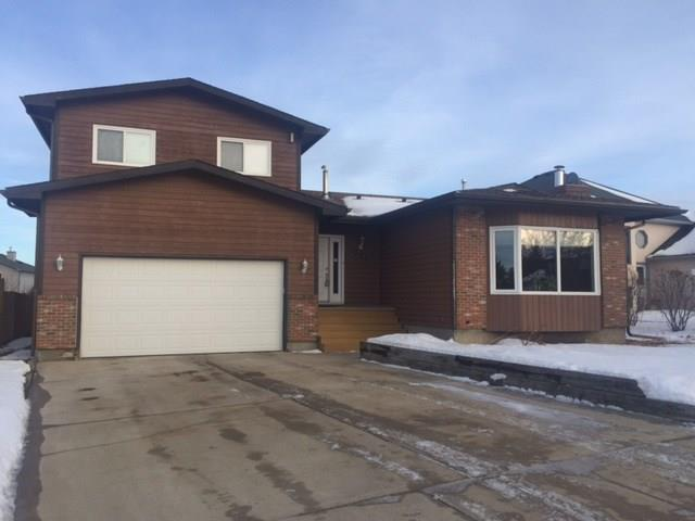 For Sale: 511 Madison Drive, Irricana, AB | 4 Bed, 3 Bath House for $359,900. See 38 photos!