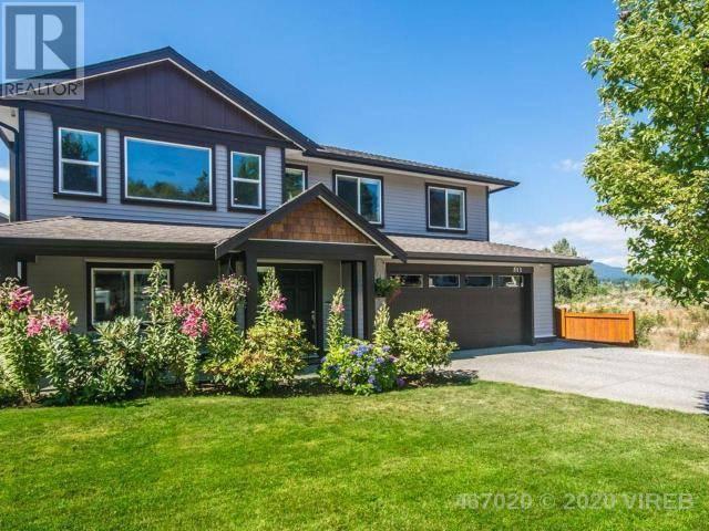 House for sale at 511 Menzies Ridge Dr Nanaimo British Columbia - MLS: 467020