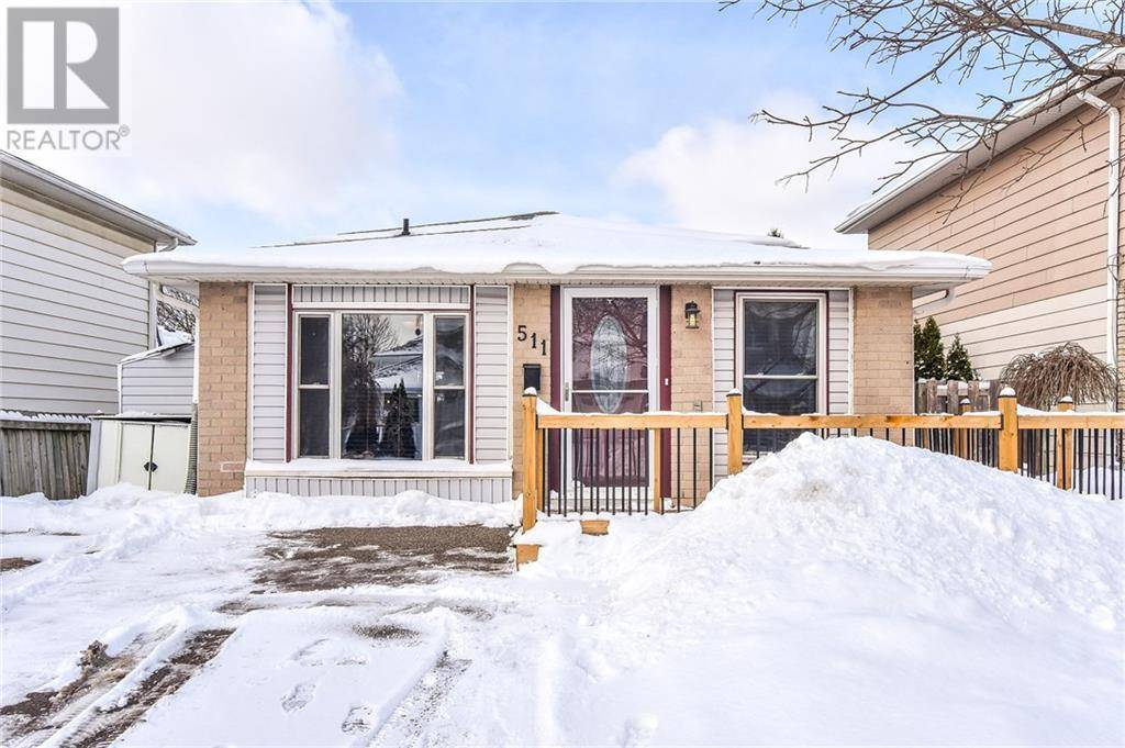 House for sale at 511 Pinetree Cres Cambridge Ontario - MLS: 30799955