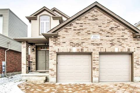 House for sale at 511 Sophia Cres London Ontario - MLS: X4648069