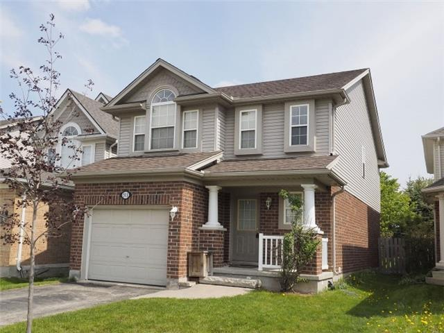 Sold: 511 Thornview Place, Waterloo, ON