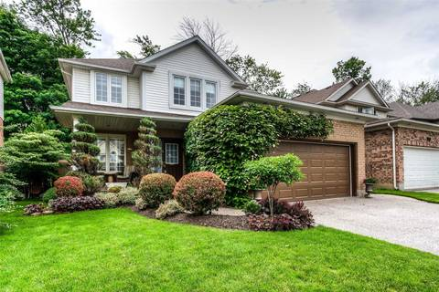 House for sale at 511 Willow Wood Dr Waterloo Ontario - MLS: X4495983
