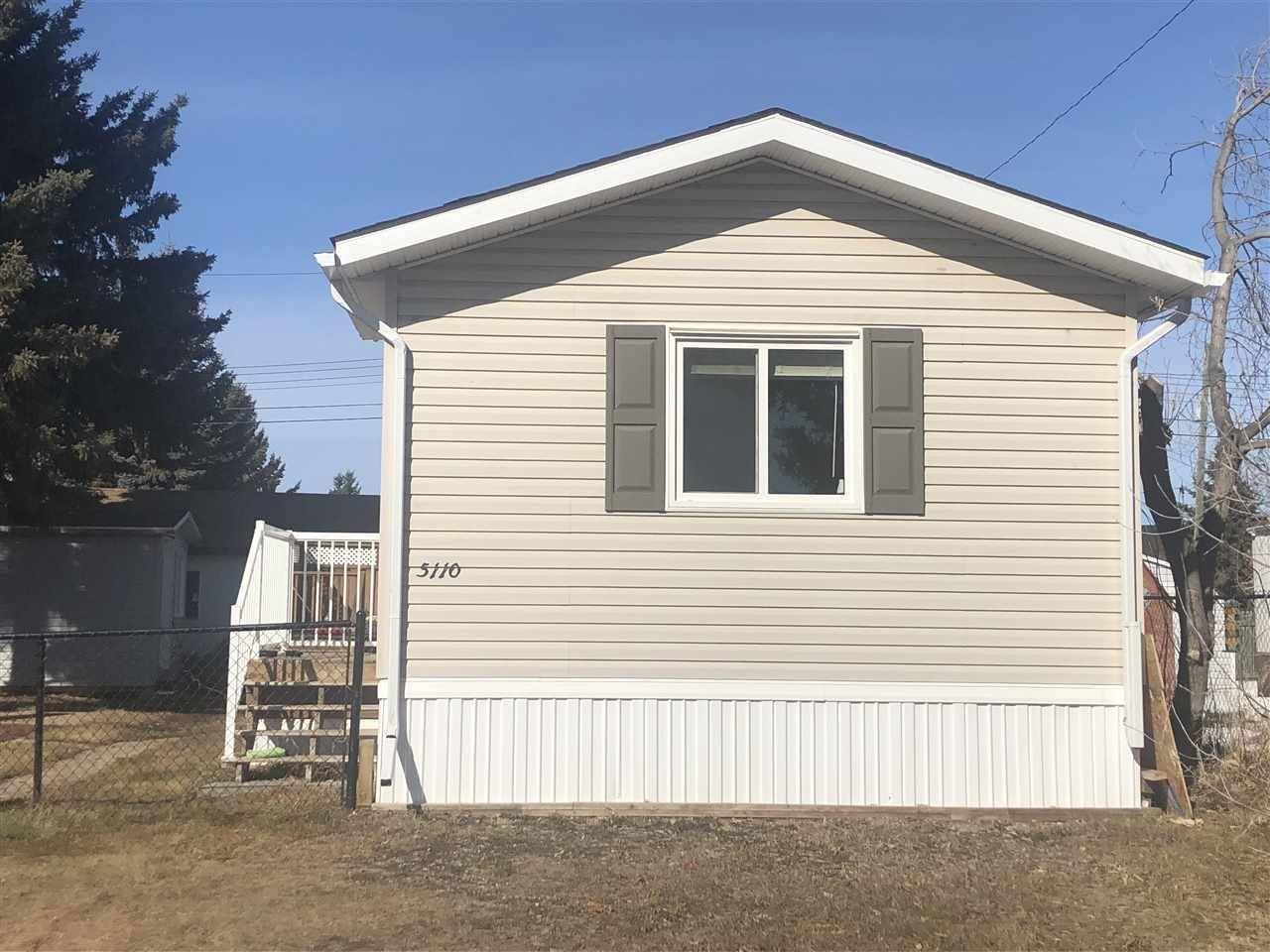 Residential property for sale at 5110 53 Ave Cold Lake Alberta - MLS: E4192523