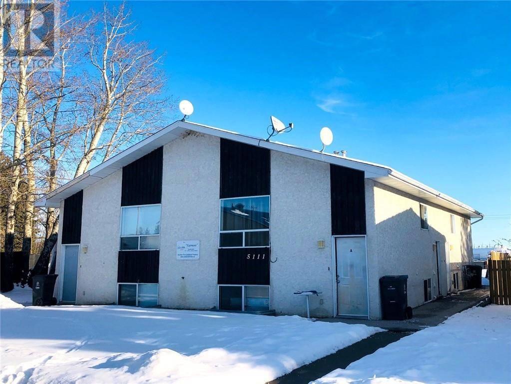 Townhouse for sale at 5111 49 St Caroline Alberta - MLS: ca0177886