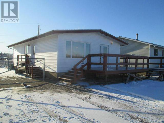 House for sale at 5111 52 Ave Pouce Coupe British Columbia - MLS: 181567