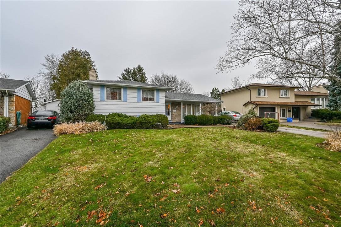 House for sale at 5111 Cherryhill Cres Burlington Ontario - MLS: H4069124