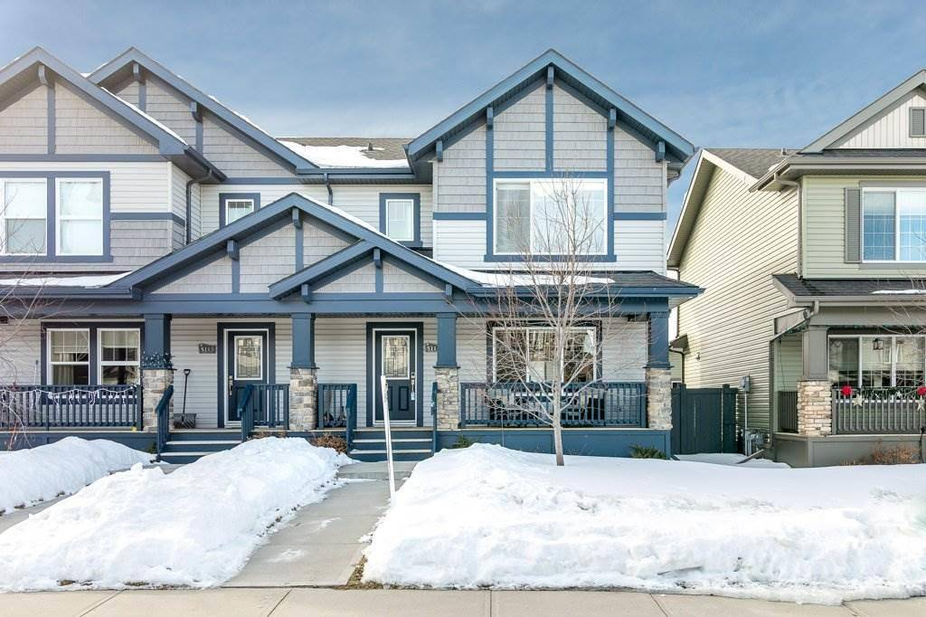Townhouse for sale at 5111 Godson Cs Nw Edmonton Alberta - MLS: E4190360