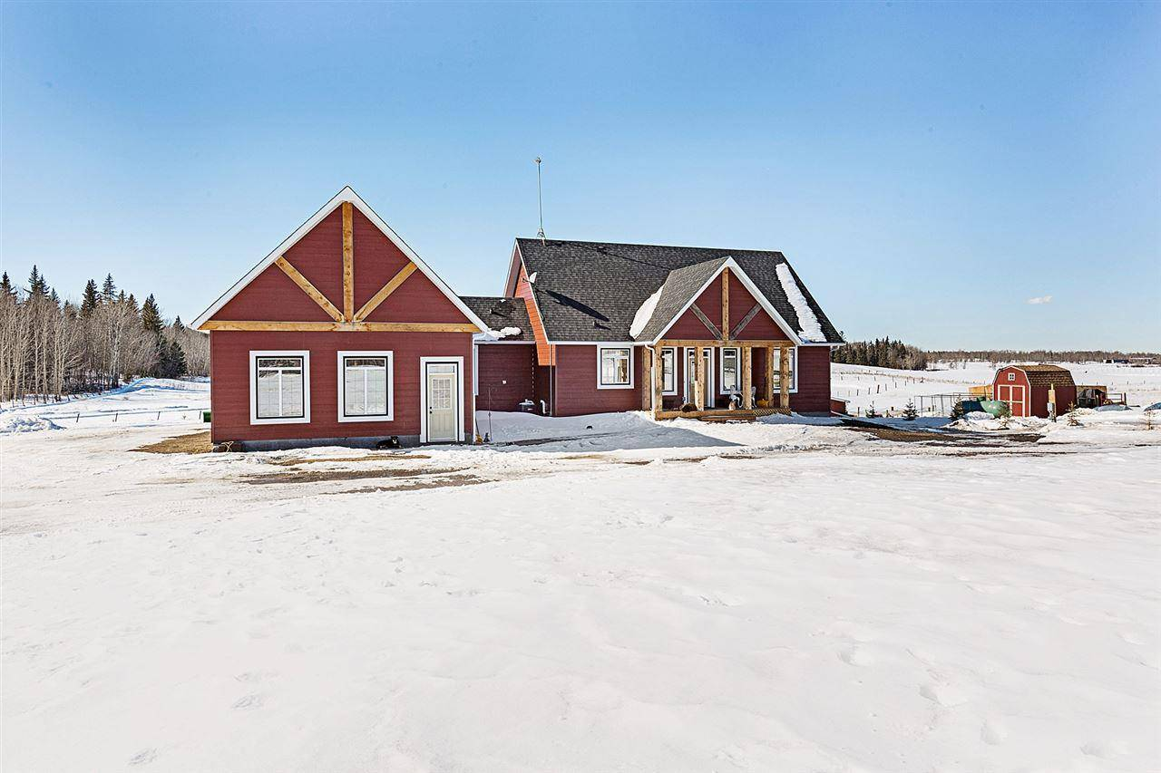 House for sale at 51112 220 Rd Rural Strathcona County Alberta - MLS: E4173609