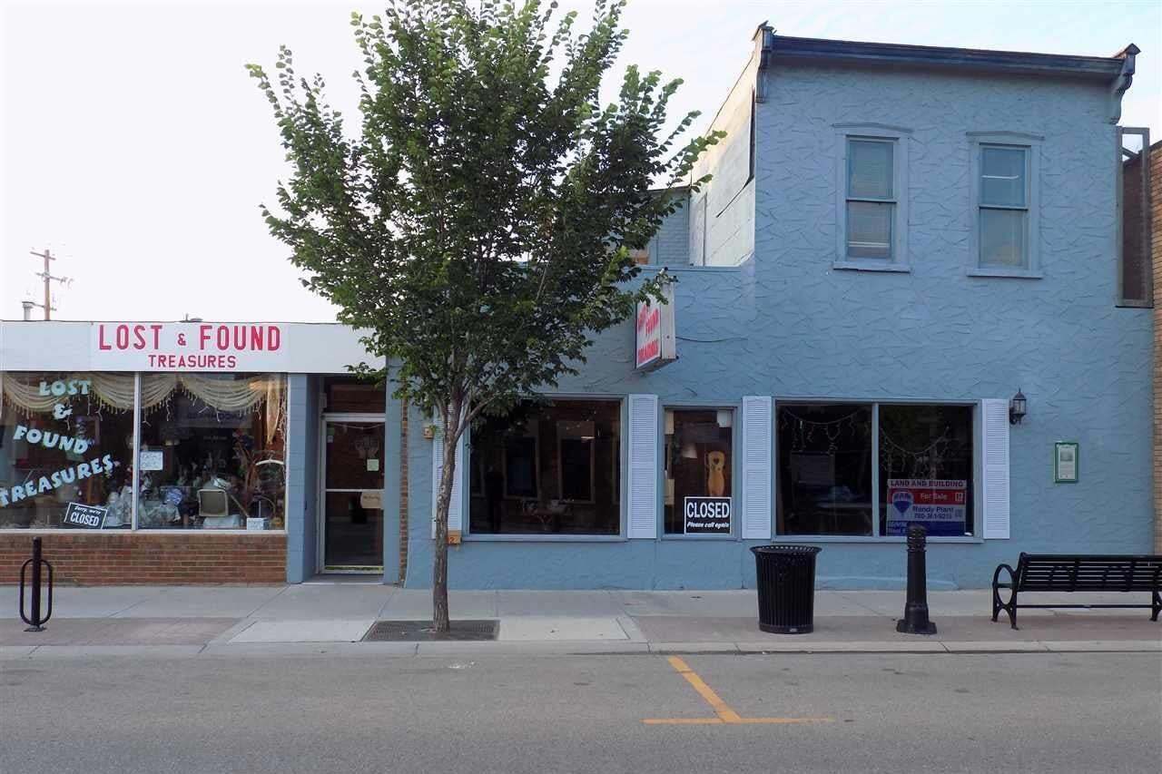 Commercial property for sale at 5112 50 Av Wetaskiwin Alberta - MLS: E4014965