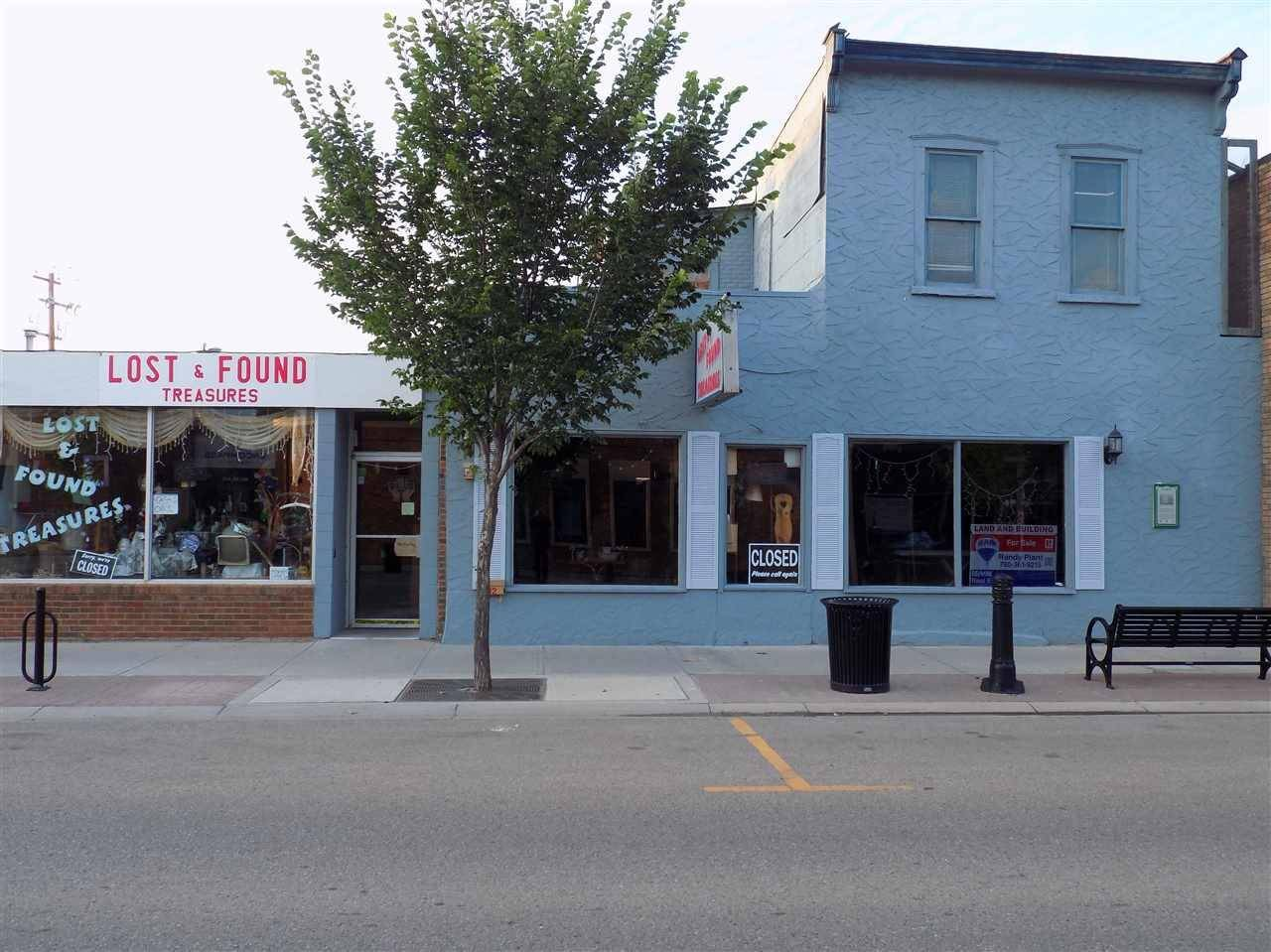 Commercial property for sale at 5112 50 Ave Wetaskiwin Alberta - MLS: E4014965