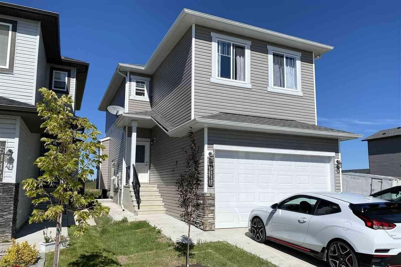 House for sale at 5112 53 Ave Calmar Alberta - MLS: E4212022