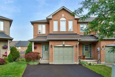 Townhouse for sale at 5112 Tree Ct Burlington Ontario - MLS: 40026491