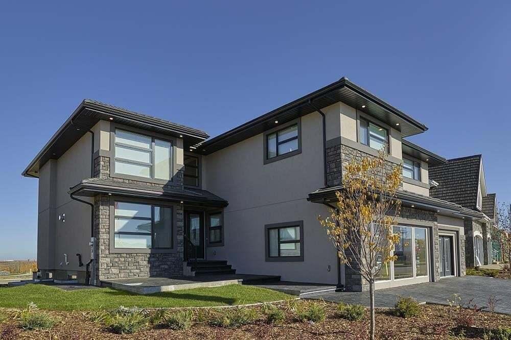 House for sale at 5112 Woolsey Li SW Edmonton Alberta - MLS: E4177425