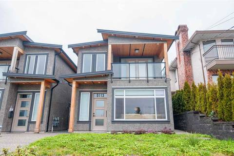 Townhouse for sale at 5113 Ewart St Burnaby British Columbia - MLS: R2441533