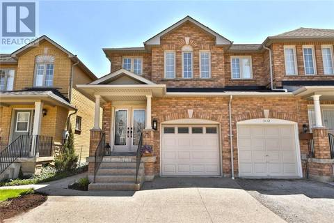 Townhouse for sale at 5114 Falconcrest Dr Burlington Ontario - MLS: 30733788