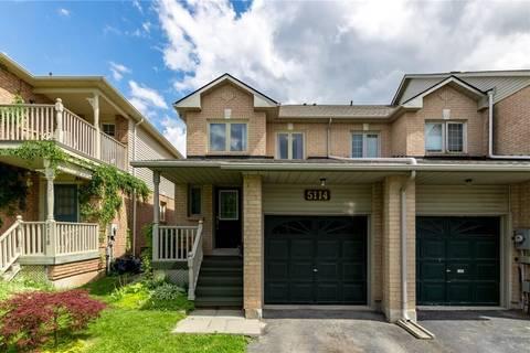 Townhouse for sale at 5114 Lampman Ave Burlington Ontario - MLS: H4057090