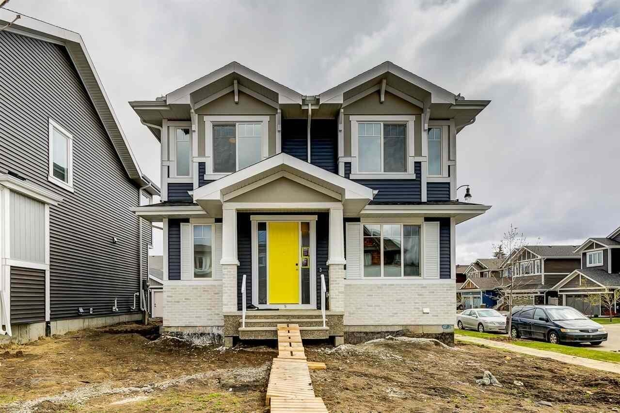 House for sale at 5115 Corvette St NW Edmonton Alberta - MLS: E4200538