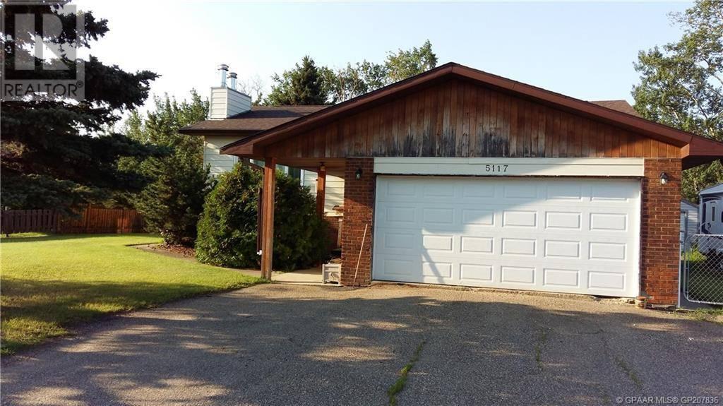 House for sale at 5117 54 Avenue Court Berwyn Alberta - MLS: GP207836