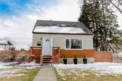 House for sale at 5119 48 Ave Leduc Alberta - MLS: E4154866