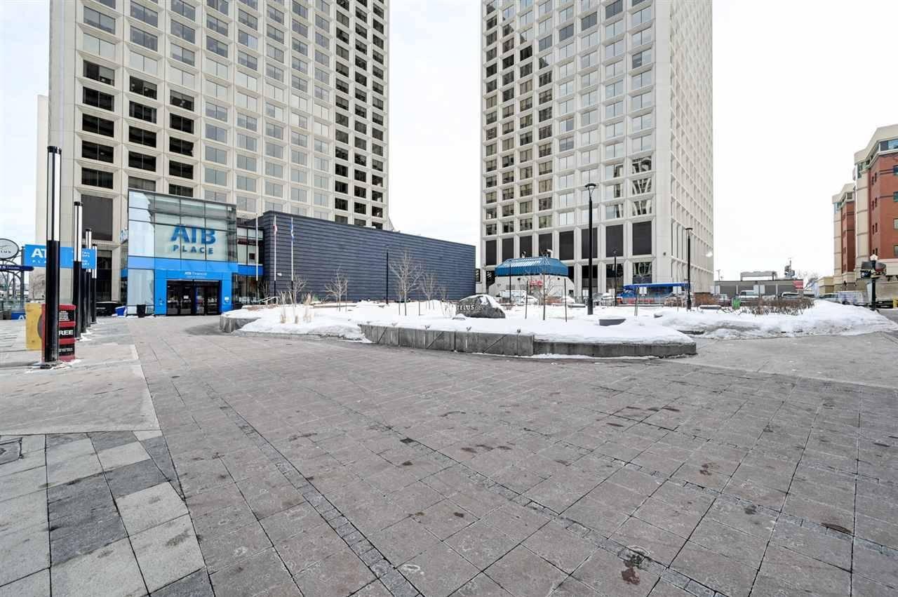 Condo for sale at 10024 Jasper Ave Nw Unit 512 Edmonton Alberta - MLS: E4188292