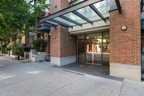 Condo for sale at 1082 Seymour St Unit 512 Vancouver British Columbia - MLS: R2396693