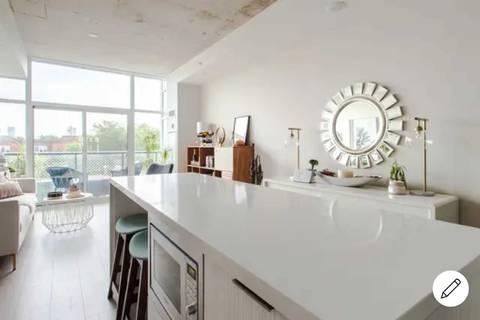 Apartment for rent at 109 Ossington Ave Unit 512 Toronto Ontario - MLS: C4671356