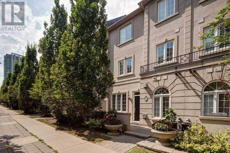 Townhouse for rent at 11 Everson Dr Unit 512 Toronto Ontario - MLS: C4566592
