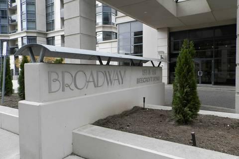 Apartment for rent at 155 Beecroft Rd Unit 512 Toronto Ontario - MLS: C4668443
