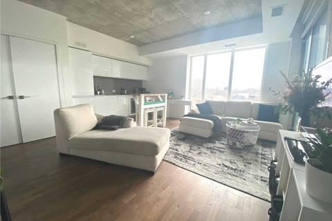 Apartment for rent at 20 Minowan Miikan Ln Unit 512 Toronto Ontario - MLS: C4673570