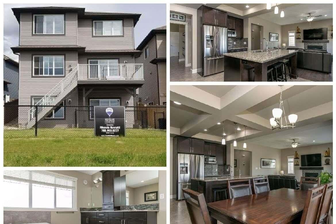 House for sale at 512 56 St SW Edmonton Alberta - MLS: E4197080