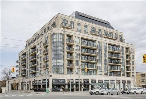 Apartment for rent at 676 Sheppard Ave Unit 512 Toronto Ontario - MLS: C4665822