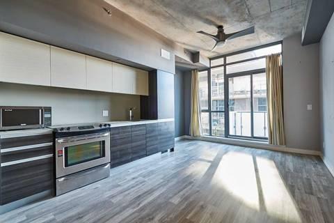 Apartment for rent at 8 Gladstone Ave Unit 512 Toronto Ontario - MLS: C4526335