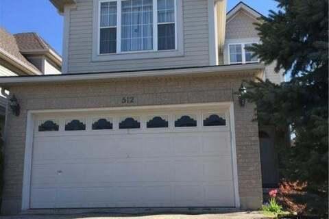 House for sale at 512 Beaverwood St Waterloo Ontario - MLS: 30810605