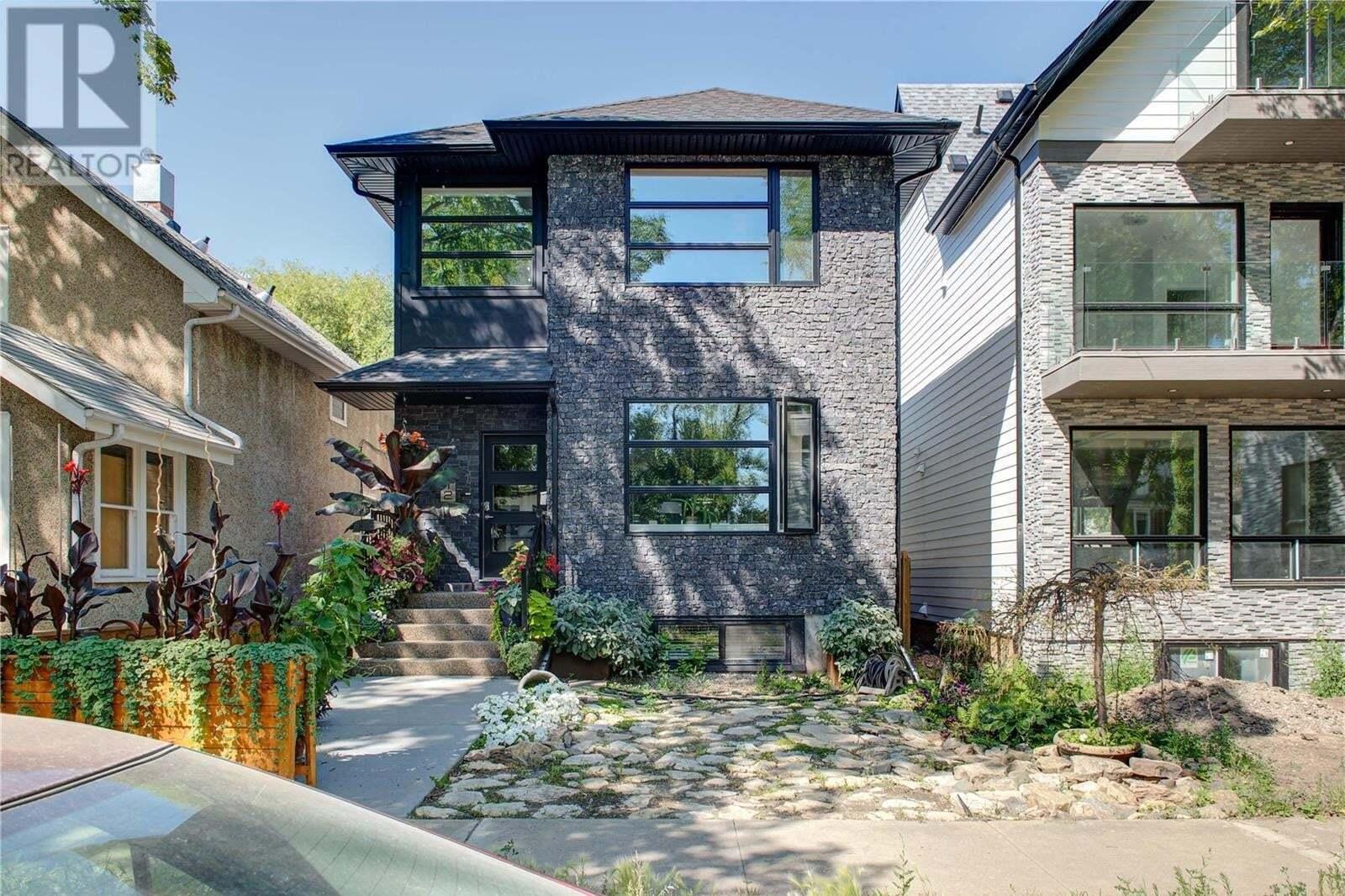 House for sale at 512 Landsdowne Ave Saskatoon Saskatchewan - MLS: SK819309