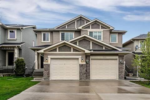 Townhouse for sale at 512 Panatella Sq Northwest Calgary Alberta - MLS: C4262908