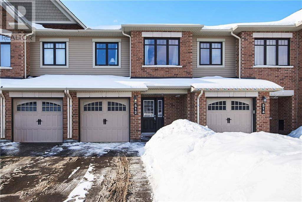 Townhouse for sale at 512 Petrichor Cres Orleans Ontario - MLS: 1182879