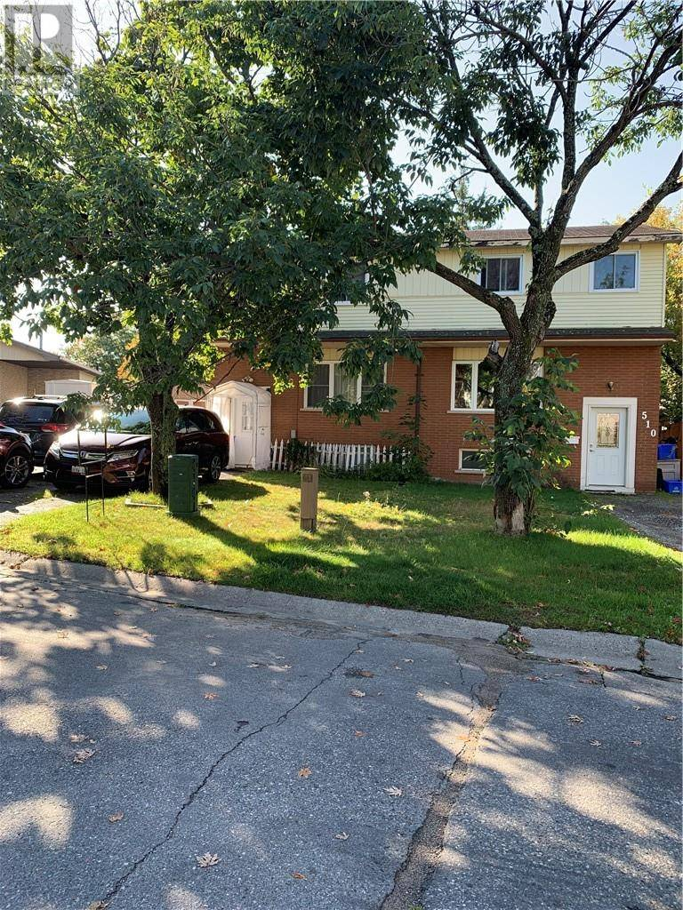 House for sale at 512 Summerhill Cres Sudbury Ontario - MLS: 2081822