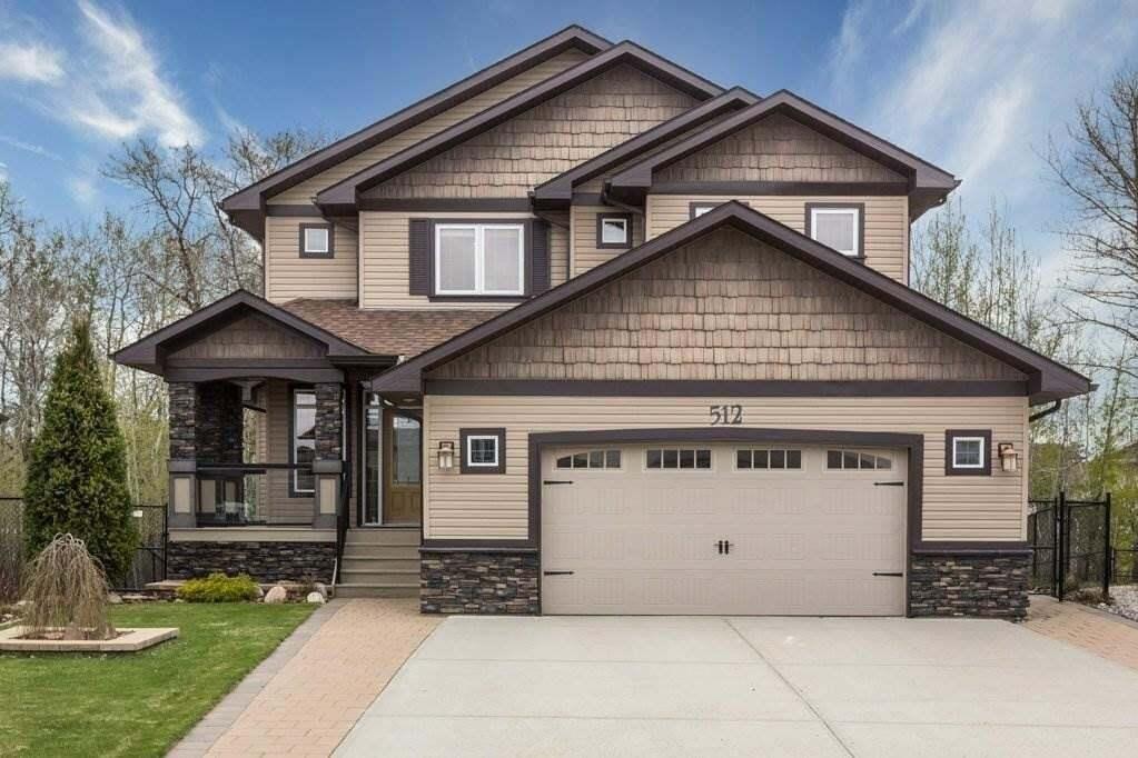 House for sale at 512 Westerra Bv Stony Plain Alberta - MLS: E4198073