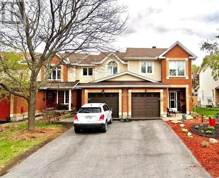 Townhouse for sale at 512 Wincanton Dr Ottawa Ontario - MLS: 1178001
