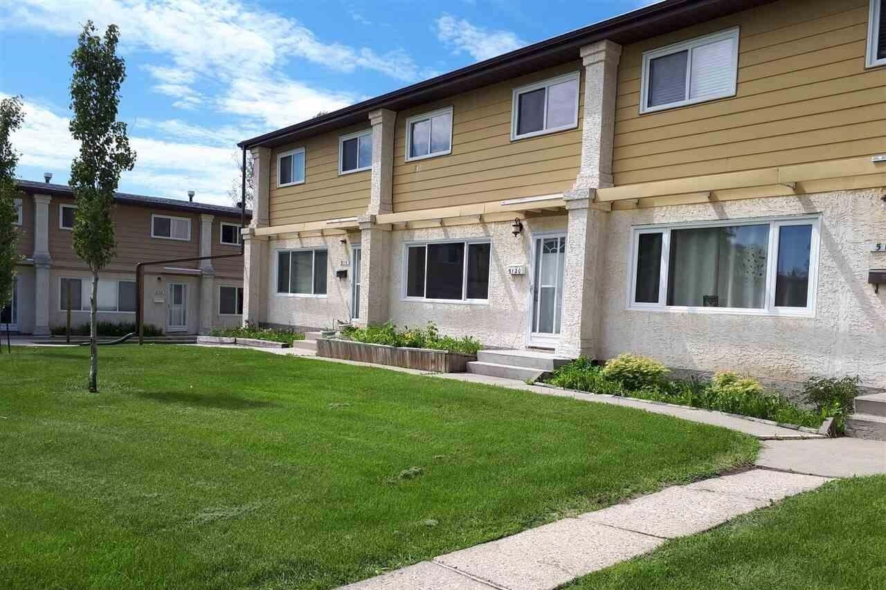 Townhouse for sale at 5120 106a St NW Edmonton Alberta - MLS: E4199595