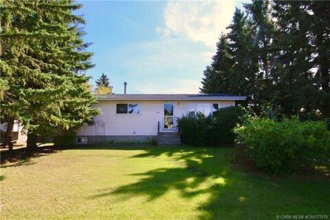 House for sale at 5121 56 St Daysland Alberta - MLS: CA0177070
